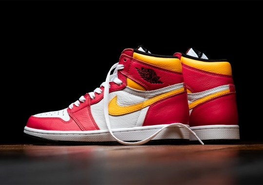 """Where To Buy The Air Jordan 1 """"Light Fusion Red"""""""