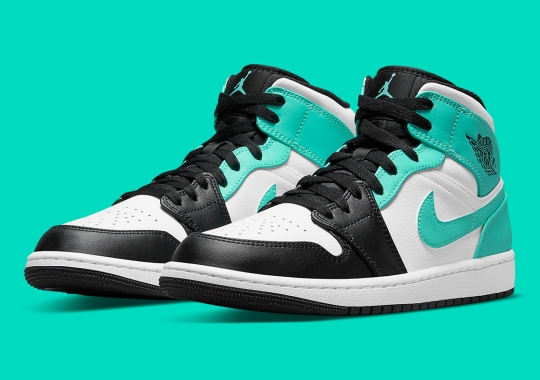 """The Air Jordan 1 Mid """"Tropical Twist"""" Releases On June 22nd"""