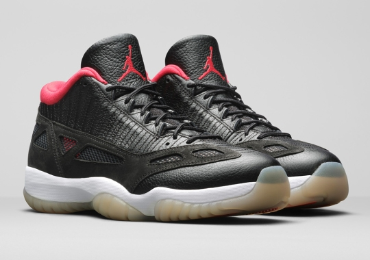 The Air Jordan 11 Low IE Returns In Original Form For First Time In History