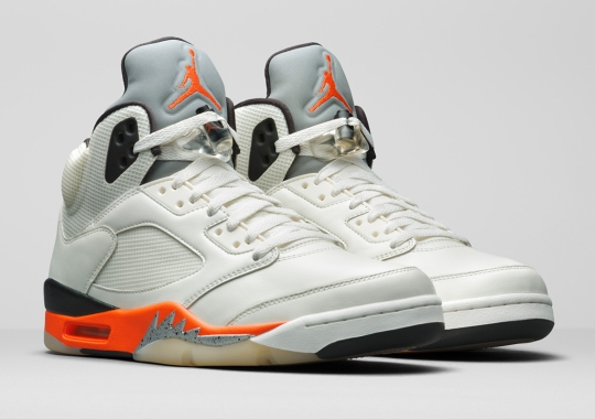 """Air Jordan 5 """"Shattered Backboard"""" Officially Unveiled"""