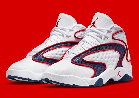The Air Jordan Womens OG Returns In USA Colors