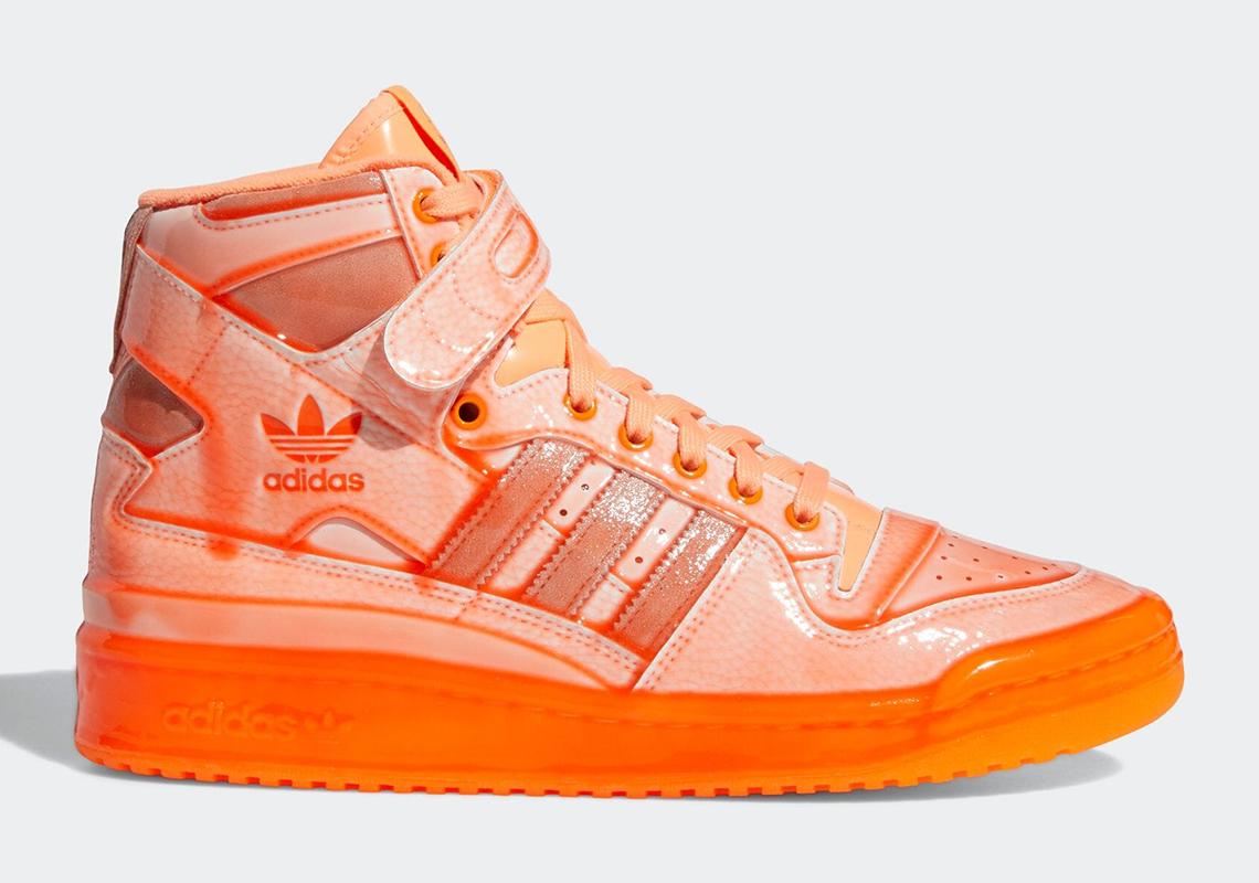 Jeremy Scott's Dipped adidas Forum, adilette And More Release On October 2nd