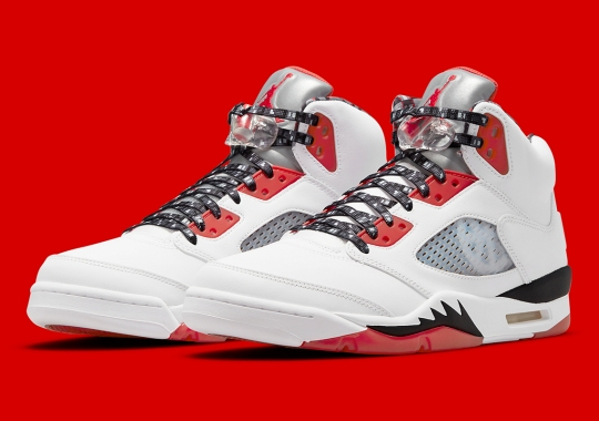 The Air Jordan 5 Quai 54 Releases On July 10th