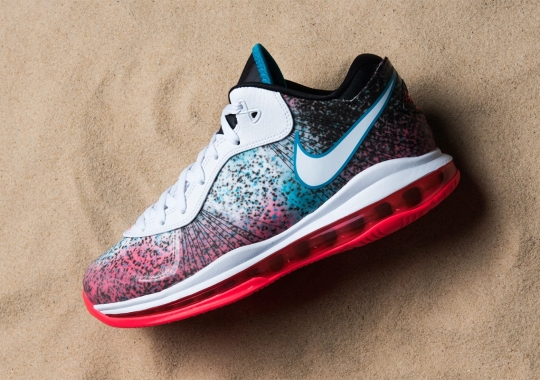 """The Nike LeBron 8 V/2 Low """"Miami Nights"""" Postponed To June 21st"""