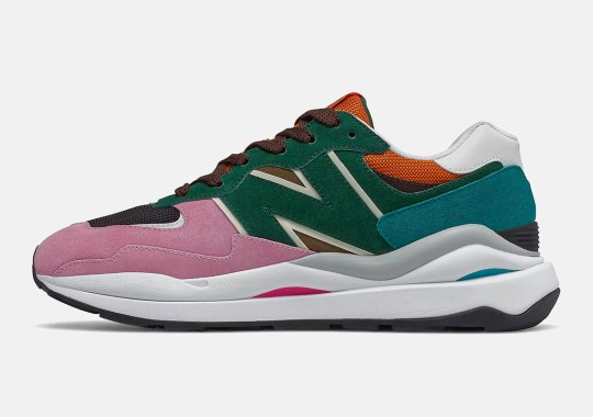 """The New Balance 57/40 """"Watermelon"""" Is Available Now"""