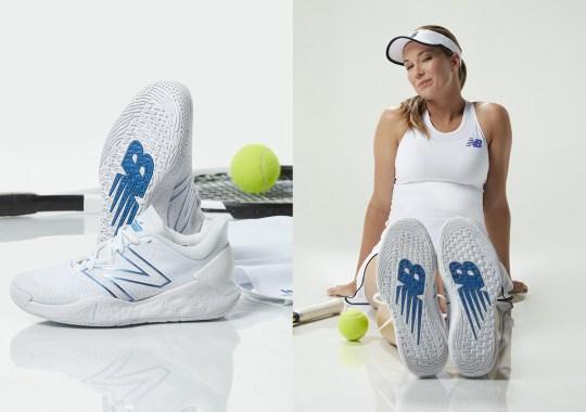 Tennis Star Danielle Collins Helps New Balance Launch The Fresh Foam X Lav V2