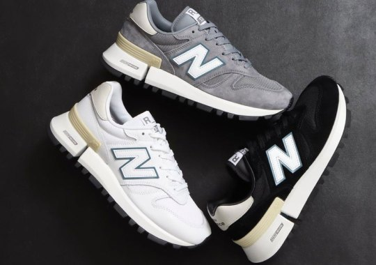 """New Balance Tokyo Design Studio MS1300 """"Green Logo"""" Pack Set To Arrive This Friday"""