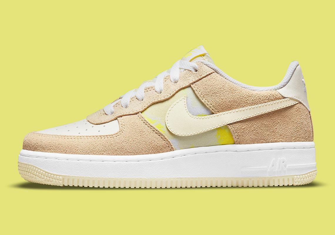 Nike Air Force 1 GS Lemon Drop DM9476-700 | SneakerNews.com