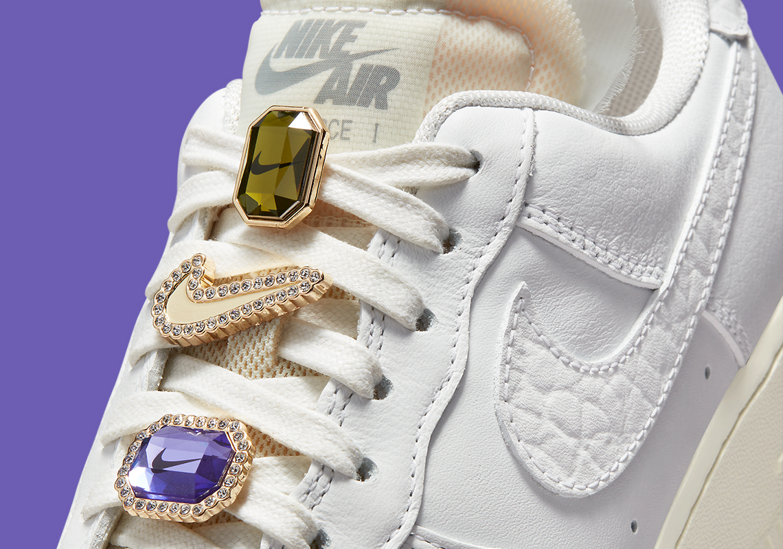 Nike Air Force 1 Bling DN5463-100   SneakerNews.com
