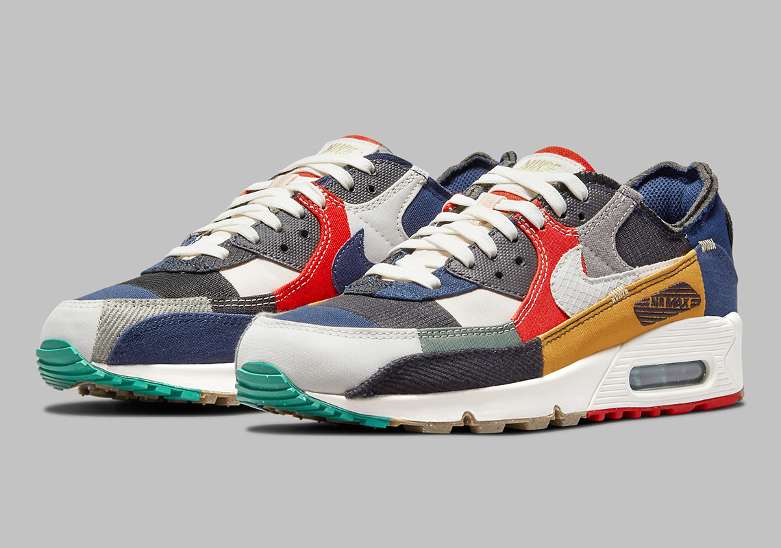 Nike Air Max 90 Legacy DJ4878-400 Release Info | SneakerNews.com