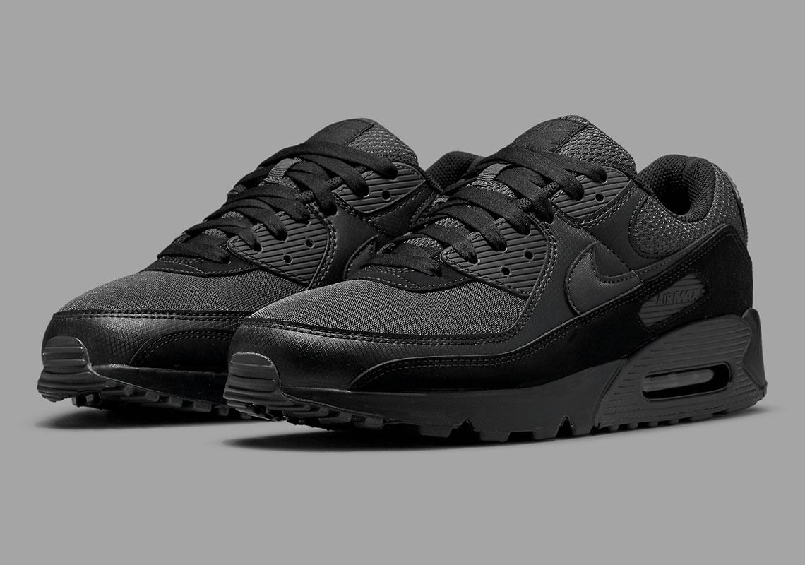 Nike Air Max 90 Black DH9767-001 | SneakerNews.com