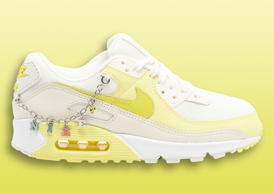 This Charming Women's Nike Air Max 90 Is Available Now