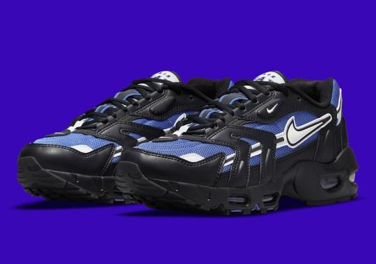 "The Nike Air Max 96 II Hops On The ""Persian Violet"" Bandwagon"