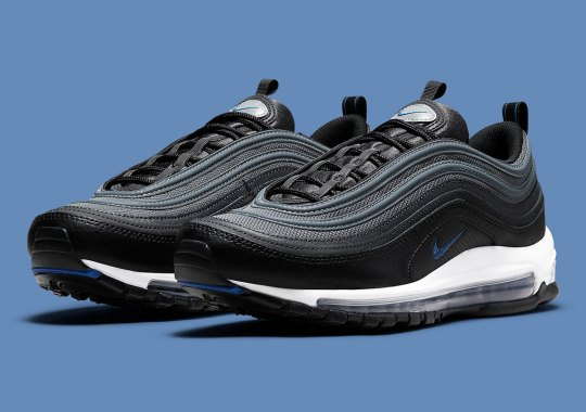 The Nike Air Max 97 Gets Hit With Reflective Details And Carbon Fiber-Style Prints
