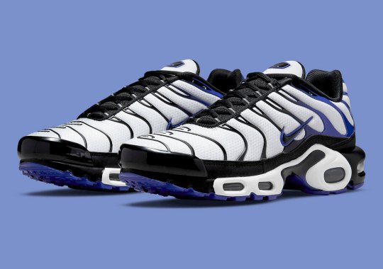 """Nike Lends The """"Persian Violet"""" Colorway To The Air Max Plus"""
