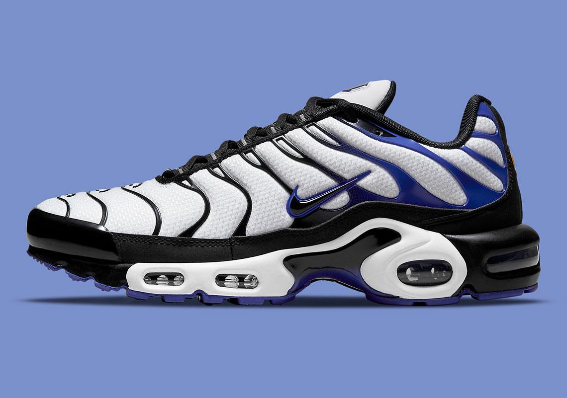 Nike Air Max Plus Persian Violet DB0682-100   SneakerNews.com