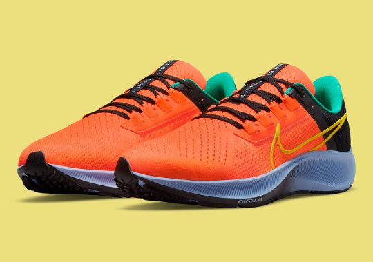 The Unity Collection Recruits Newcomer Nike Pegasus 38
