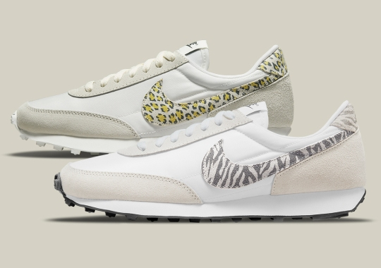 The Nike Daybreak Embarks On A Safari Adventure With Two New Offerings