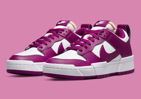 The Nike Dunk Low Disrupt Returns In Cactus Flower