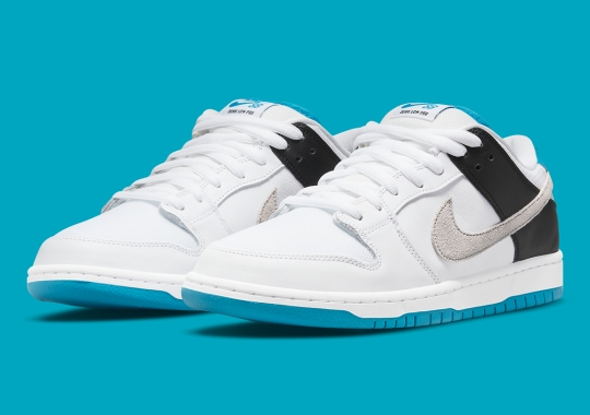 """Official Images Of The Nike SB Dunk Low """"Laser Blue"""""""