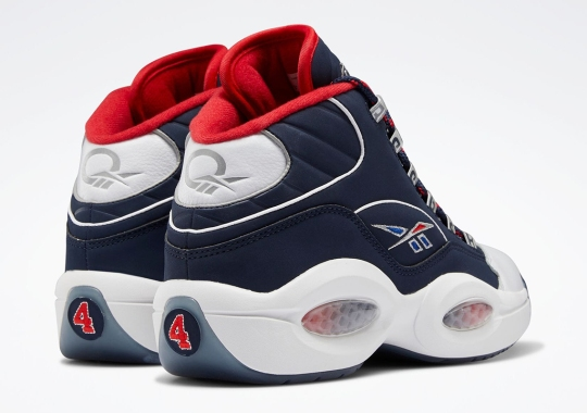Allen Iverson's 2004 Team USA Olympics Remembered With The Reebok Question