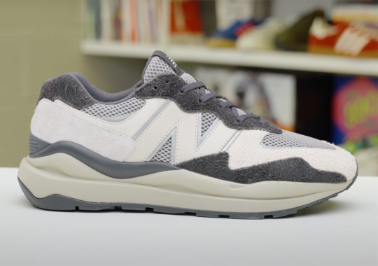 size? Nods To New Balance DNA With Their Upcoming 57/40 Exclusive