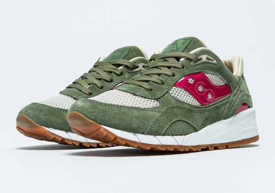 """Up There Gives A Heartfelt Ode To Travel With The Saucony Shadow 6000 """"Doors To The World"""""""