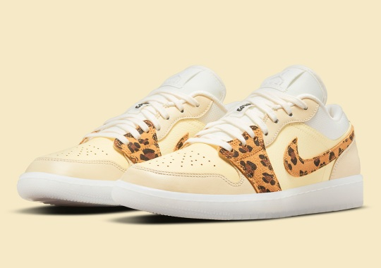"""Air Jordan 1 Low """"SNKRS Day"""" Arrives On August 8th In Europe"""