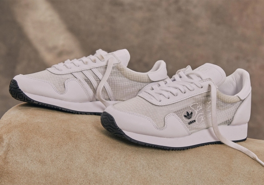 BEAMS And END Bring The Spirit Of The Games With An Exclusive Set Of adidas Footwear