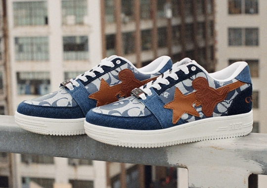 BAPE's Style And Coach's Craftsmanship Meet With Upcoming Ready-To-Wear Collection