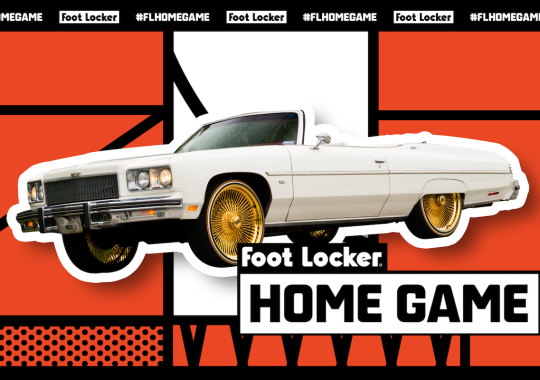 Devin Booker And Foot Locker Are Giving Away A One-Of-A-Kind 1975 Chevy Caprice