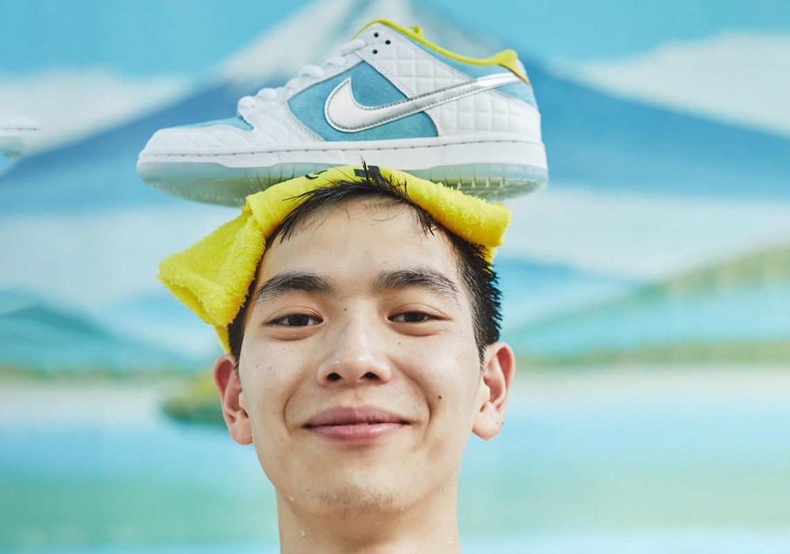 FTC Nike Dunk Low Release Date 1