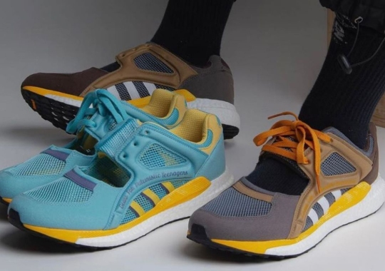 Human Made Experiments With The adidas EQT Racing 91/16 Boost