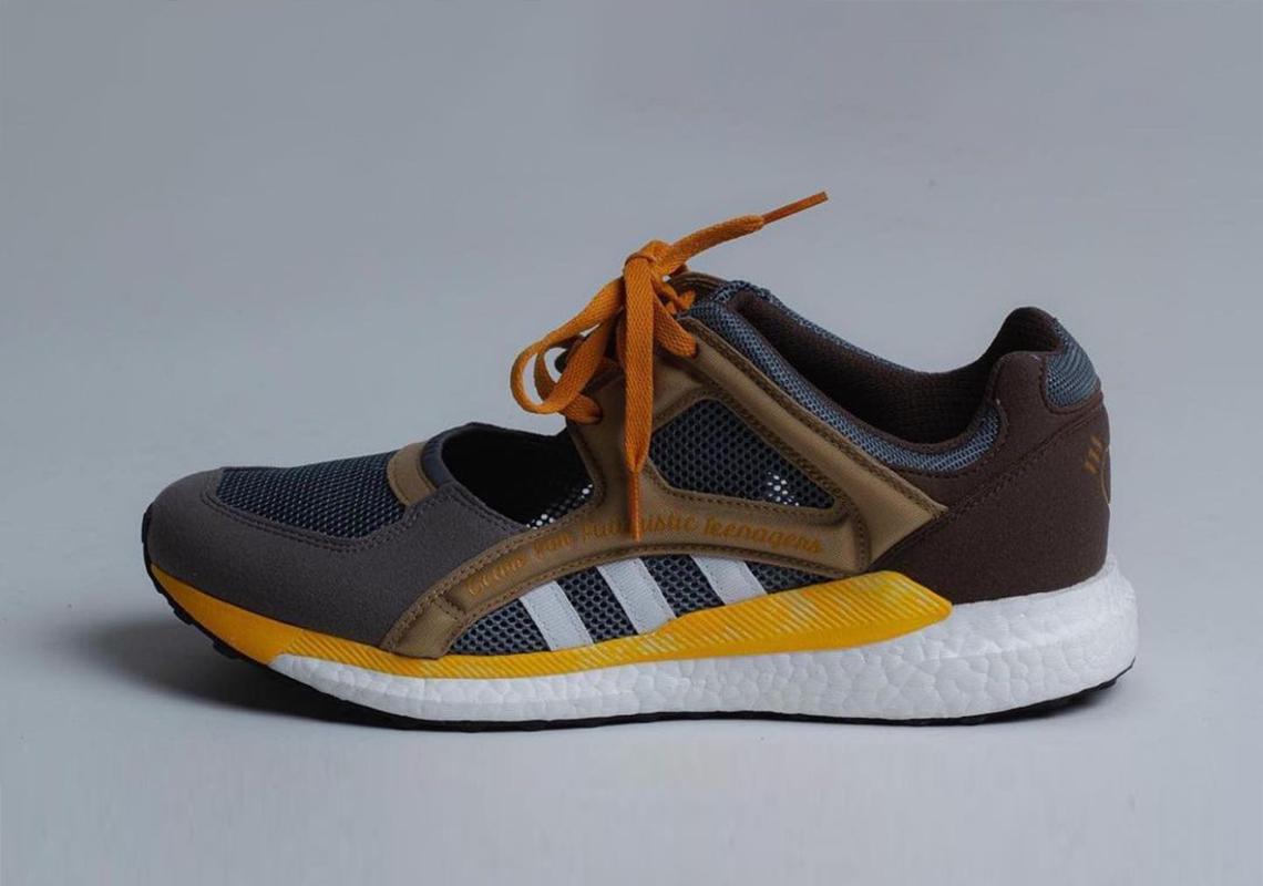 Human Made adidas EQT Racing 91 16 Boost 3