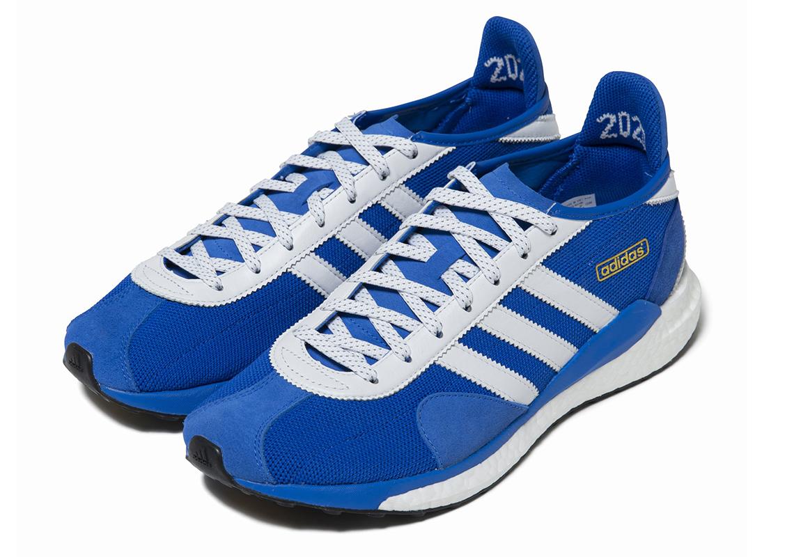 Human Made adidas Tokio Solar Blue White 1