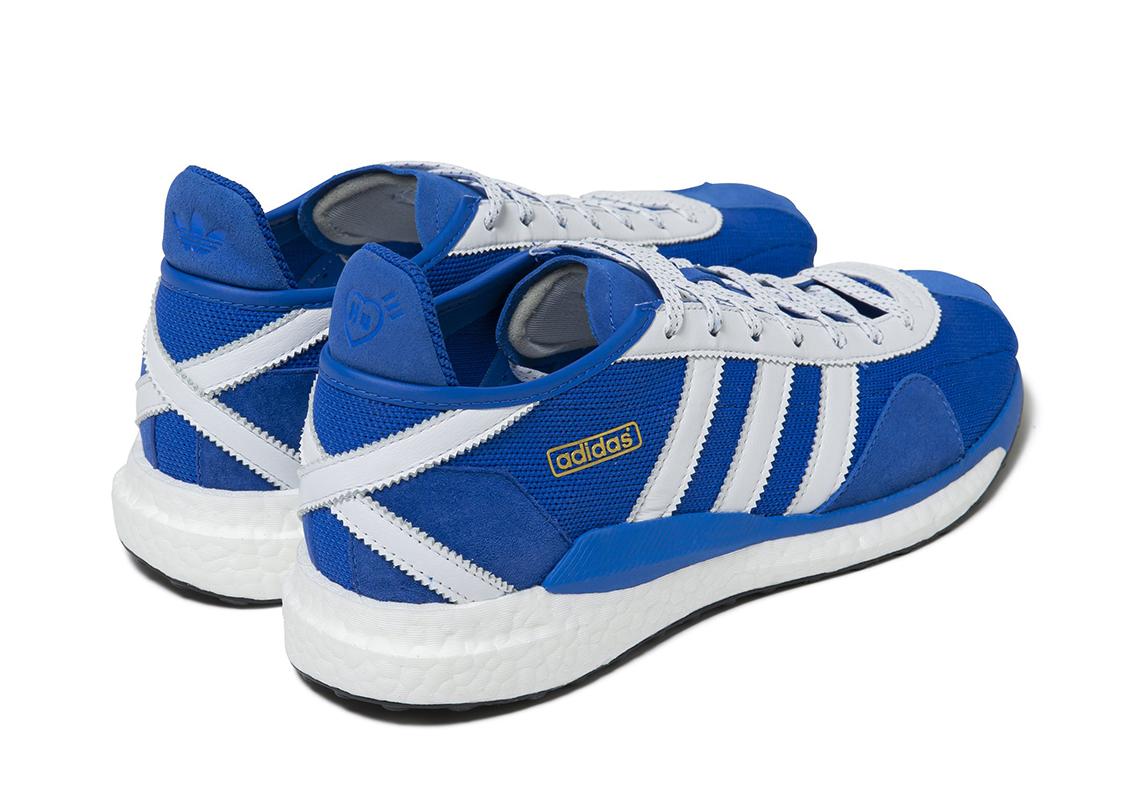 Human Made adidas Tokio Solar Blue White 2