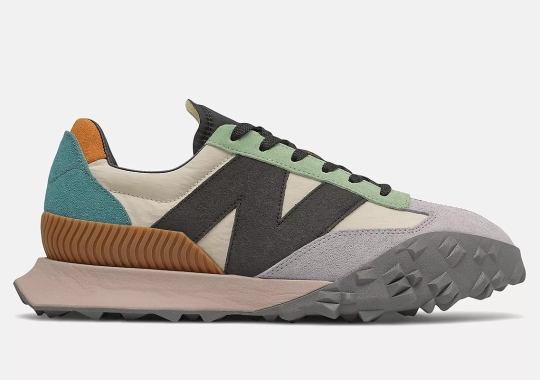 """The Much Anticipated New Balance XC-72 Set To Debut In """"Multi-Color"""""""