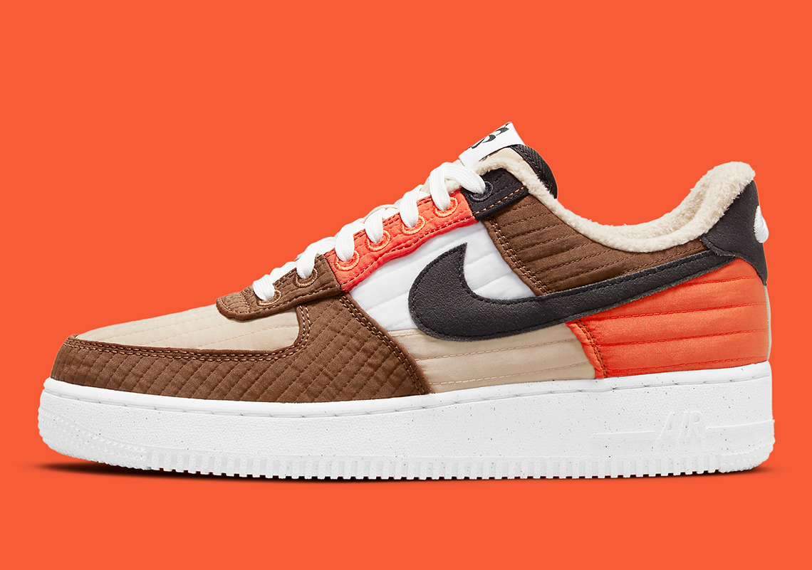 Nike Air Force 1 07 LXX Toasty DH0775-200   SneakerNews.com