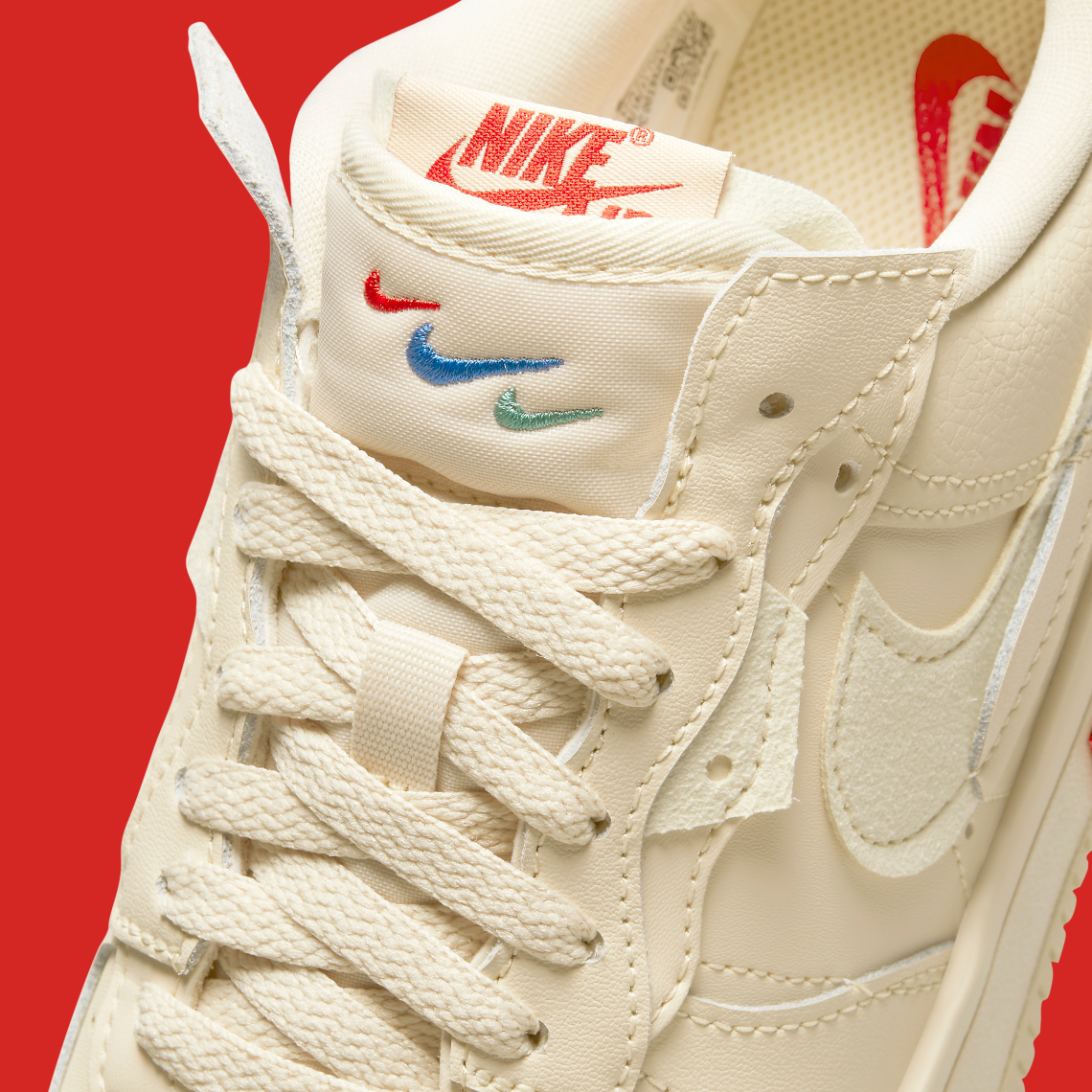 air force 1 placca