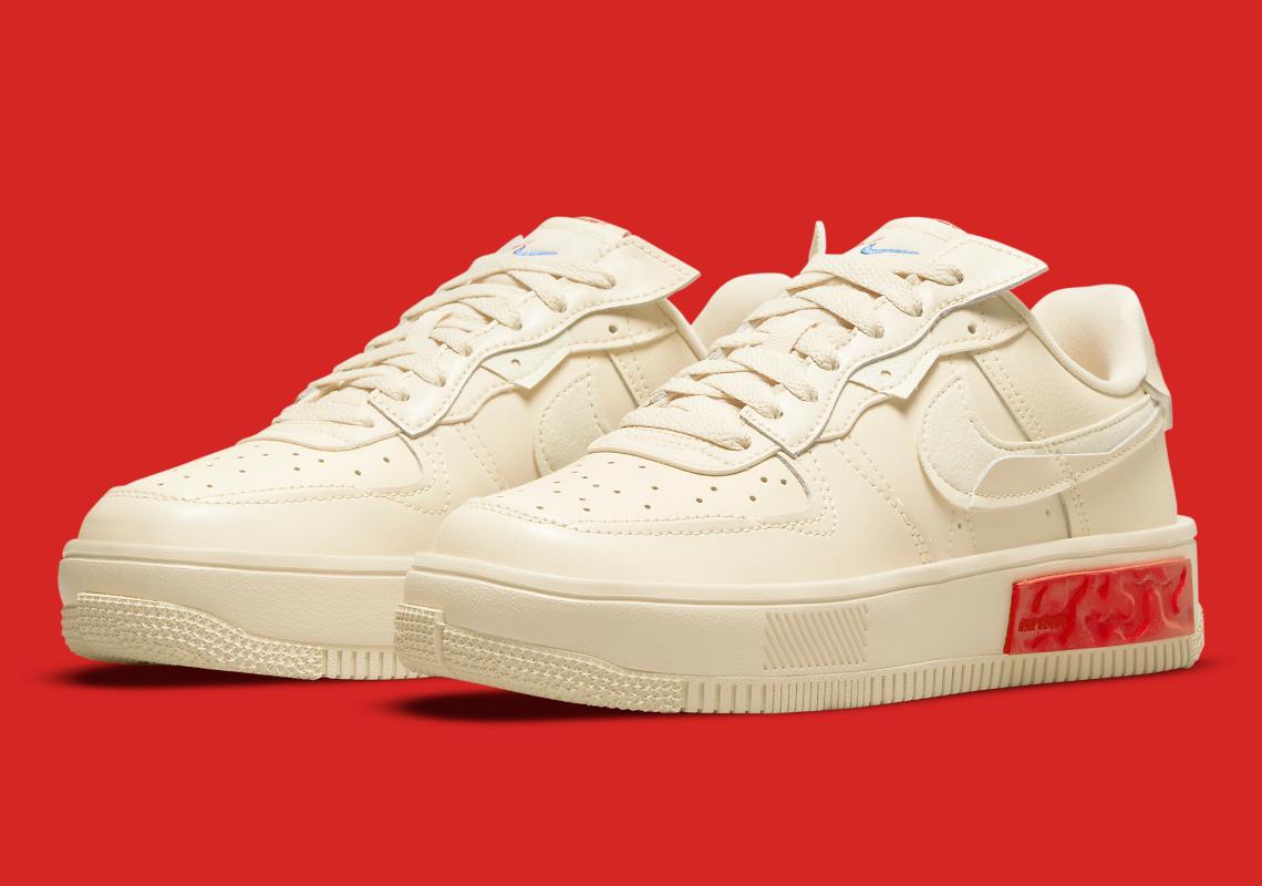 Nike Air Force 1 Fontanka Pearl White DA7024-200 | SneakerNews.com