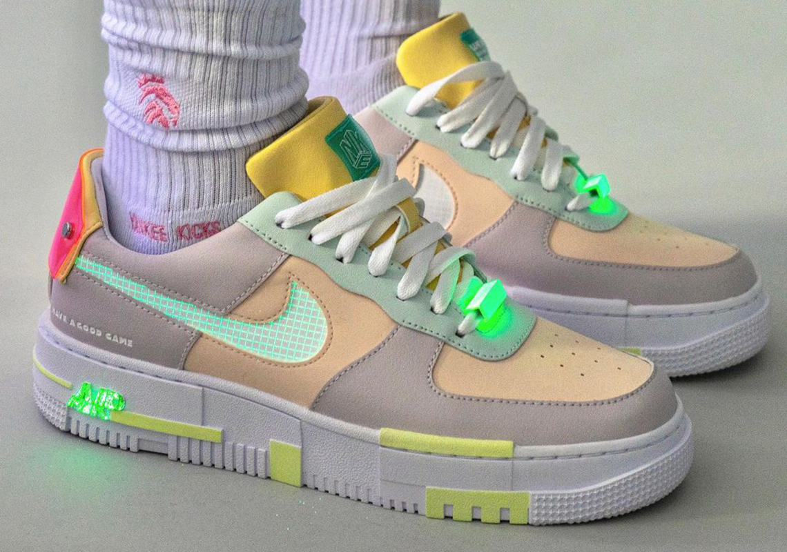 Nike Air Force 1 - Gov