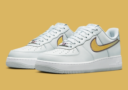 More Gradient Swooshes Appear On The Nike Air Force 1 Low
