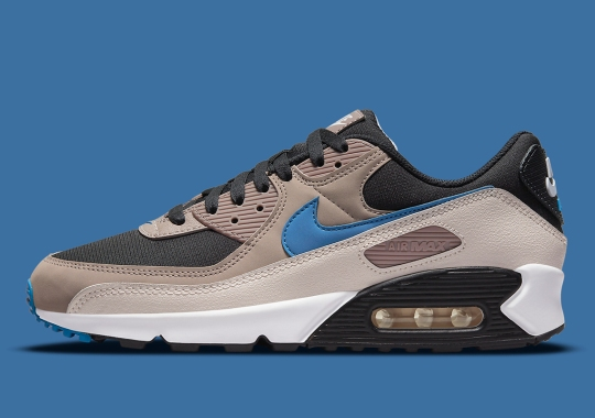 """This Nike Air Max 90 Can't """"Escape"""" Comparisons To A Past Classic"""