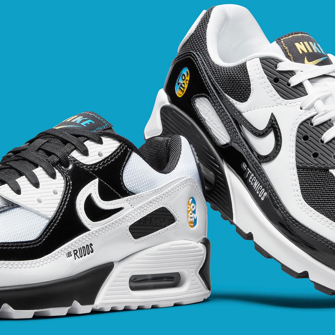 Nike Air Max 90 Lucha Libre DM6178-010   SneakerNews.com