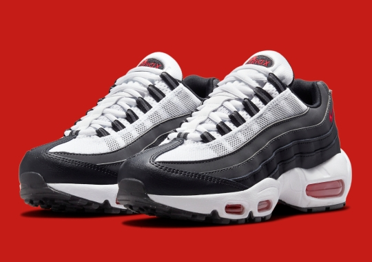 """This Kid's Nike Air Max 95 Recraft """"Iron Grey"""" Is Available Now"""