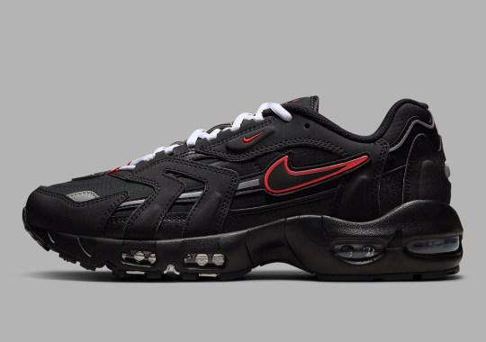 "The Nike Air Max 96 II ""Bred"" Is Arriving Soon"