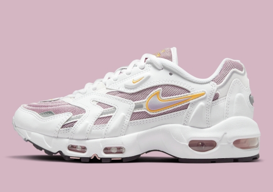The Nike Air Max 96 II Returns With Light Purple Bases