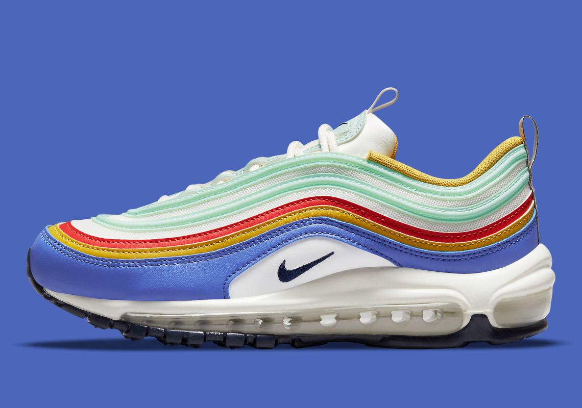 Nike Air Max 97 Multi-color DH5724-100 Release | SneakerNews.com