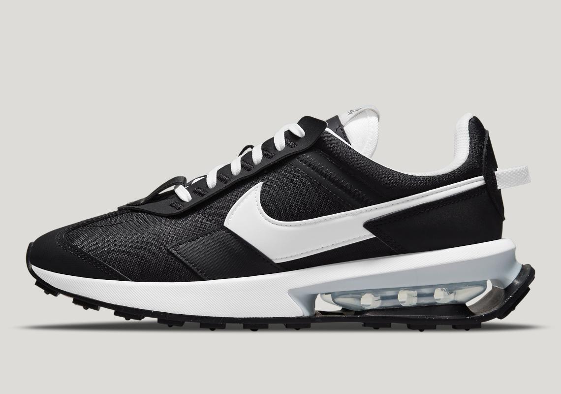 Nike Air Max Pre-Day Black White DC4025-001   SneakerNews.com