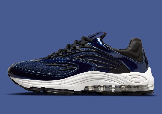 """The Nike Air Tuned Max Returns In """"Blue Void"""""""